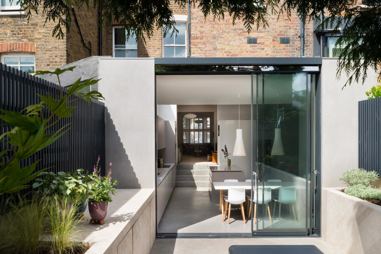 Aucoot Design Directory - Highbury-house-architect-concrete-Architecture-for-London