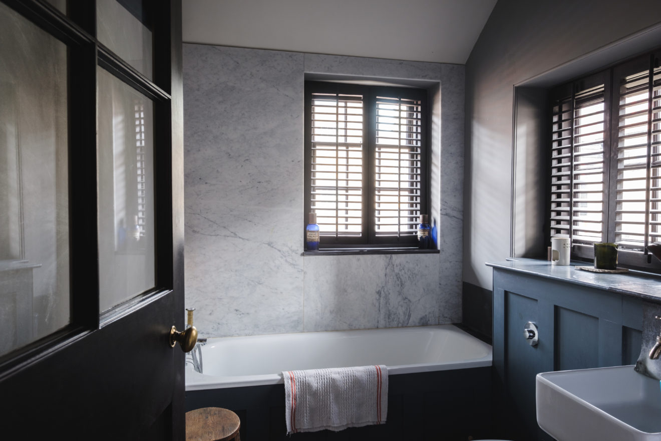 Pedro da Costa Felgueiras - Georgian House Renovation - Varden Street - Aucoot - Bathroom
