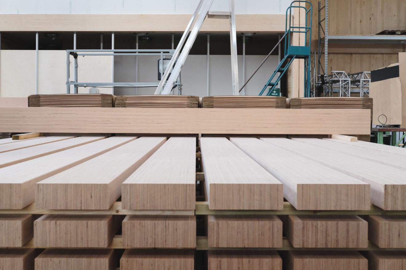 Vitsoe factory - Dieter Rams - Aucoot visits