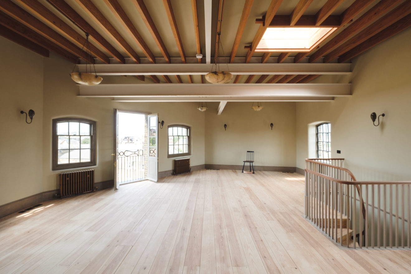 Aucoot - Woodhams Brewery - Restoration House